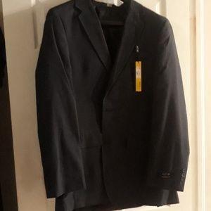 Mens Navy Blue Sport Coat